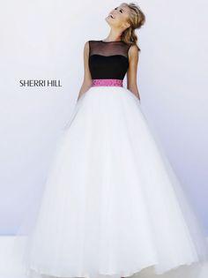 Vestidos modernos para 15 años 2015 de Sherri Hill