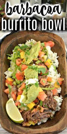 Instant Pot Barbacoa Beef Recipe Chipotle Recipes, Healthy Beef Recipes, Mexican Beef Recipes, Chicken Recipes, Keto Recipes, Beef Recipe Instant Pot, Instant Pot Dinner Recipes, Pot Recipe, Instant Pot Pressure Cooker