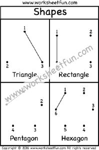 How many sides? – Number of sides -Triangle, Rectangle, Pentagon ...