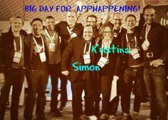 Team AppHappening WINS Grand Final Of StartUpBus Europe 2013!  https://www.apphappening.com/