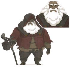 Old Man from The Legend of Zelda: Breath of the Wild