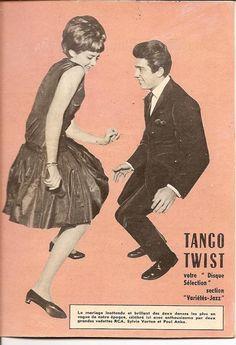Tango Twist, ca. Vintage Dance, Vintage Ads, Vintage Posters, Lindy Hop, Shall We Dance, Lets Dance, Tango, Matilda, Jazz