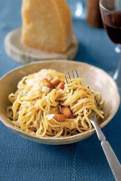Easy Pantry Pasta  - CountryLiving.com