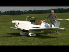 SD-1 Minisport homebuilt ultralight aircraft - YouTube