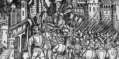 Después de la conquista y la situación generada por los conflictos por los territorios coloniales y por la suspensión de privilegios de los encomenderos.