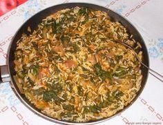 Mangio sano........mangio Vegano! (e mi diverto): Un piatto della mia infanzia....