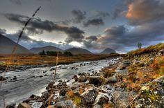 Isle Skye waters of Loch Sligachan   Flickr - Photo Sharing!