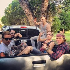 McFly and David Spearing