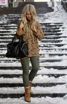 Passion for fashion: Knitted Sweaters For Fall 2013 Winter 2014