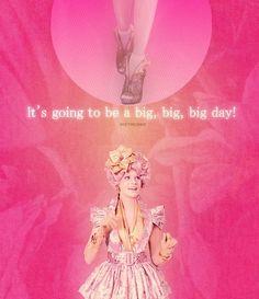 It's a big, big, big day!