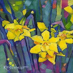 Louisiana Edgewood Art Paintings by Louisiana artist Karen Mathison Schmidt: February 2013