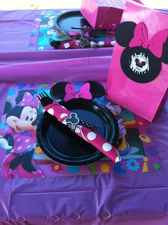Minnie Mouse Party 2012