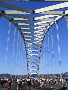 Fremont Bridge - Portland, Oregon