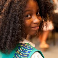Girl Scouts unleashes the G. (Go-getter, Innovator, Risk-taker, Leader)™ in every girl, preparing her for a lifetime of leadership. Take Action, Every Girl, Girl Scouts, Simple Way, Improve Yourself, Blog, Girl Guides, Blogging