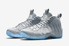 Nike Air Foamposite One Suede: Wolf Grey