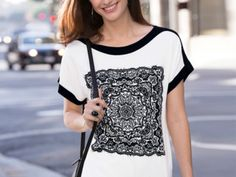 Printed Tunic Was £25.00 | Now £10.00 http://tidd.ly/b2795350