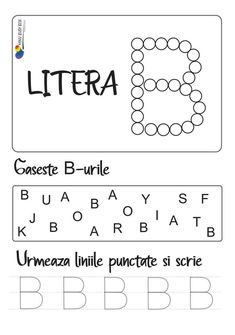 ro added a new photo. Letter Worksheets, Montessori, Alphabet, Crafts For Kids, Preschool, Classroom, Letters, Math Equations, Aba