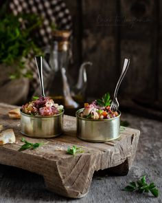 Tapas Menu, Tapas Bar, Catering Buffet, Catering Food, Ceviche, Peruvian Recipes, How To Cook Fish, Veggie Dishes, Food Presentation