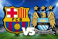 Champions League 2014-15: Barcelona vs Manchester City