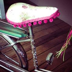 Bells, Baskets   Bling! 10 DIY Bike Accessories