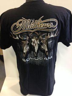 Mathews Grand Slam T-Shirt Large #Mathews #TShirt