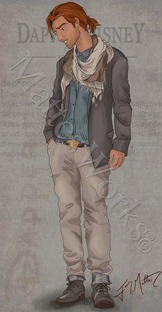 Dapper Prince Adam by MattesWorks.deviantart.com on @DeviantArt