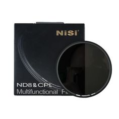 65.00$  Watch now - http://ali6rm.worldwells.pw/go.php?t=32396721887 - NiSi 67mm Combination ND8 & CPL Ultra Thin Filter Circular Polarizer ND Camera Lens Free Shipping for canon nikon 18-105 18-135