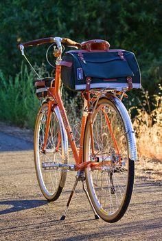 EcoVelo » Blog Archive » Long-Term Road Test: Rivendell Sam Hillborne