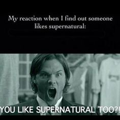 The best type of ice breaker Amazing, Harry Potter, Jared Padalecki, Super Natural, Sherlock, Winchester Brothers, Winchester Boys, Chevy Impala, Fangirl