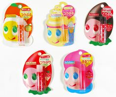lipglosses - I'll give you one more packaging post with the faces of Japan…