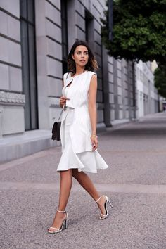 VivaLuxury - Fashion Blog by Annabelle Fleur: BARELY PINSTRIPES