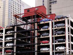 NYC, car by Zbigniew Włodarski