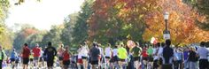 Medtronic Twin Cities Marathon - most beautiful urban marathon.  I can attest to that - my first marathon in October 2011