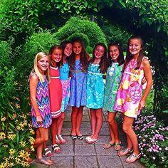 """Life's a Party, Dress like It!"" #lillysaid via @ ajblack13 Instagram"