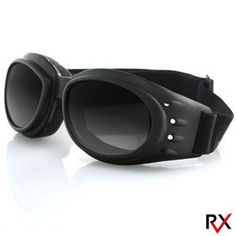Cruiser II Interchangeable Goggles, Black Frame, 3 Lenses