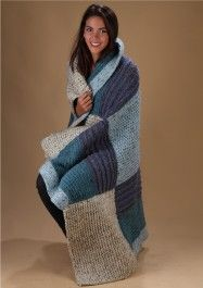Craft Gallery specialises in crafts, needlework supplies and yarn, as well as cross stitch and tapestry kits, knitting supplies and patterns. Loom Knitting Blanket, Afghan Loom, Loom Blanket, Loom Knitting Stitches, Knifty Knitter, Loom Knitting Projects, Knitted Blankets, Knitting Yarn, Loom Crochet