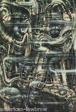 Biomechanical Landscape 011 - Surrealist H R Giger Art Wallpaper Picture Zurich, Science Art, Science Fiction, Hr Giger Art, Giger Alien, Surreal Artwork, Evil Art, Alien Art, Amazing Drawings