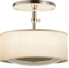 REFLECTION FLUSH MOUNT PENDANT