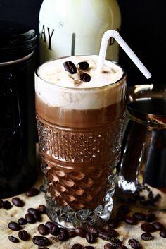 Cappucino White Rum Mudshake