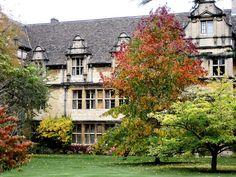 Trinity College, Oxford by Baz Richardson, via Flickr