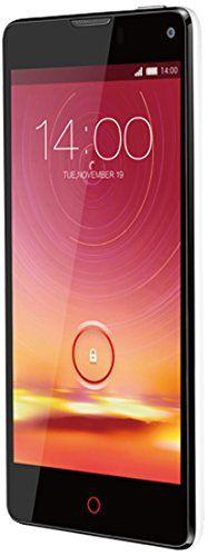 "ZTE Nubia Z5S Mini - Smartphone de 4.7"" (WiFi, Snapdragon 400 1.2 GHz, 2 GB de RAM,Android 4.3 Jelly Bean) color blanco"