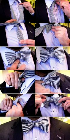 Como anudar la corbata del novio