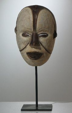 Idoma-Mask-African-Art-Tribal
