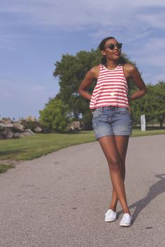 Happy America Day | Live Love and Read | patriotic style
