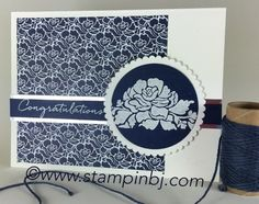 Floral Phrases, Stampin' Up!, BJ Peters, #floralphrases, #floralboutique…