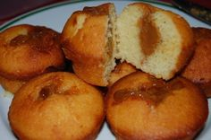 Karamelové hrnčekové muffiny - Recept pre každého kuchára, množstvo receptov pre pečenie a varenie. Recepty pre chutný život. Slovenské jedlá a medzinárodná kuchyňa