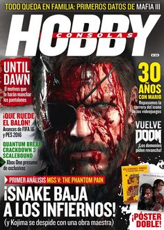 Get your digital subscription/issue of Hobby Consolas-Hobby Consolas 290 Magazine on Magzter and enjoy reading the magazine on iPad, iPhone, Android devices and the web. Xbox 360, Playstation, Nintendo Ds, Wii, Metal Gear Solid, You Got This, Digital, Windows 8, Magazines