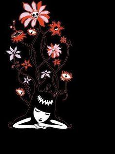 Emily the Strange #graphics #illustration