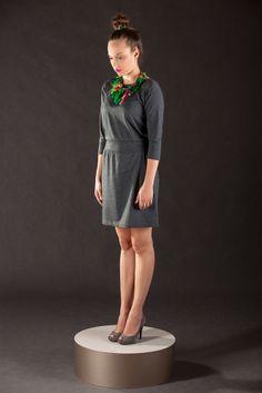 Grey dress by Lakola
