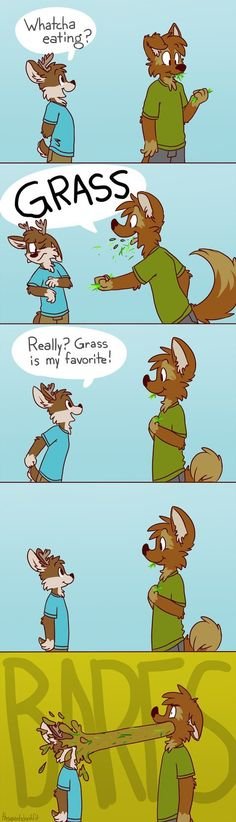 Furry comic sex fun